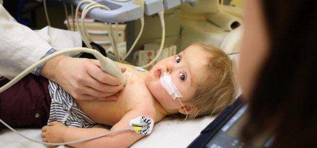 Herzfehler im Kindesalter verändert alles