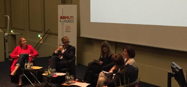 2. Armutskongress Berlin: Zukunft schaffen