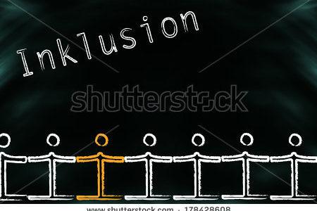 Auf dem Weg an die Spitze ist Inklusion Illusion